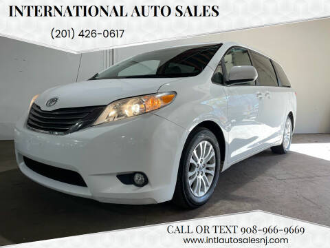 2012 Toyota Sienna for sale at International Auto Sales in Hasbrouck Heights NJ
