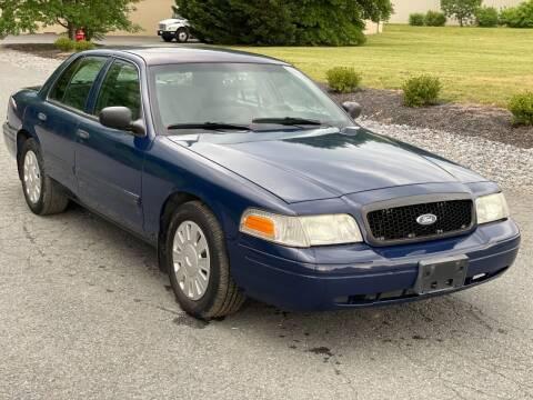 2011 Ford Crown Victoria for sale at ECONO AUTO INC in Spotsylvania VA
