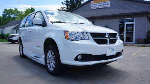 2019 Dodge Grand Caravan for sale at World Auto Net in Cuyahoga Falls OH