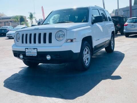 2012 Jeep Patriot for sale at MotorMax in Lemon Grove CA
