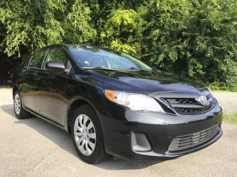 2012 Toyota Corolla for sale at Pristine AutoPlex in Burlington NC