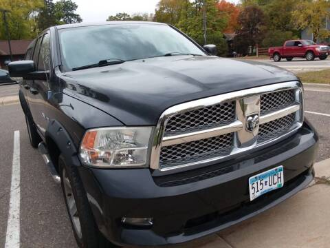 2009 Dodge Ram Pickup 1500 for sale at Sunrise Auto Sales in Stacy MN
