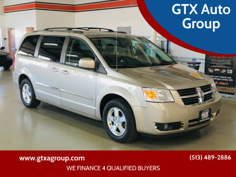 2008 Dodge Grand Caravan for sale at GTX Auto Group in West Chester OH