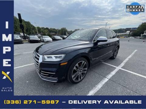 2019 Audi SQ5 for sale at Impex Auto Sales in Greensboro NC