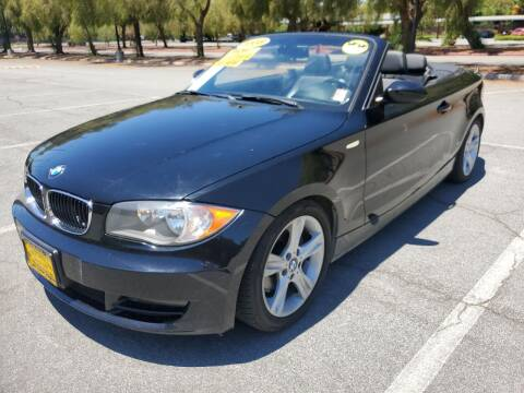 2008 BMW 1 Series for sale at ALL CREDIT AUTO SALES in San Jose CA