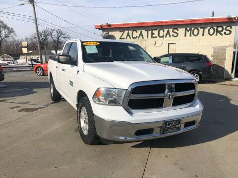 2014 RAM Ram Pickup 1500 for sale at Zacatecas Motors Corp in Des Moines IA