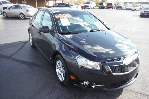 2011 Chevrolet Cruze for sale at Bryan Auto Depot in Bryan OH