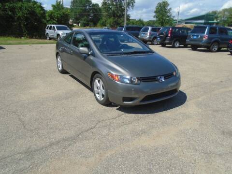 2007 Honda Civic for sale at Michigan Auto Sales in Kalamazoo MI