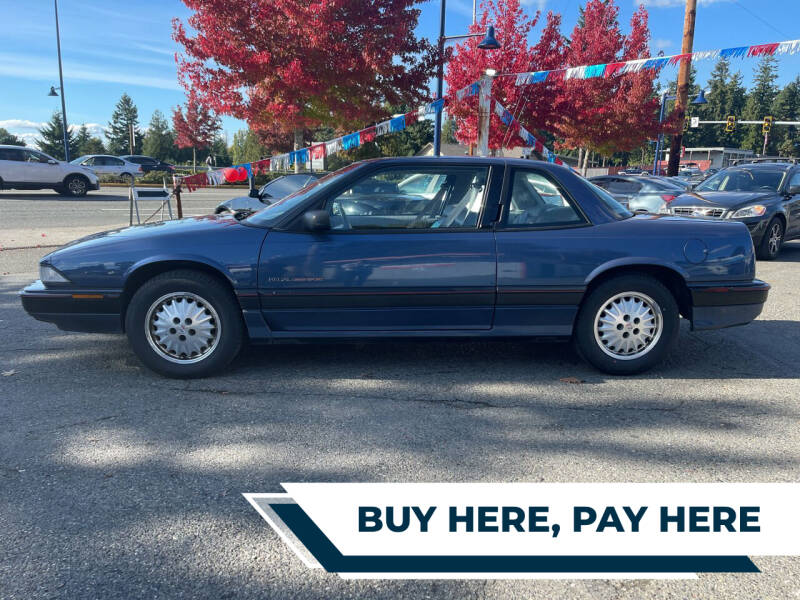 1994 Buick Regal for sale at Valley Sports Cars in Des Moines WA