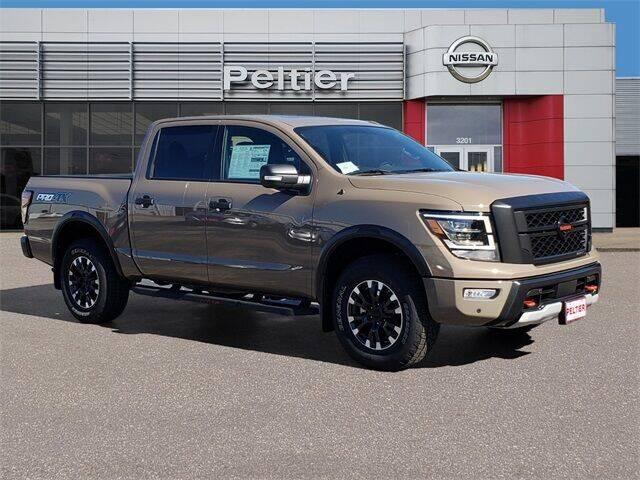 2021 Nissan Titan for sale in Tyler, TX