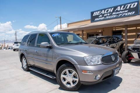 2006 Buick Rainier for sale at Beach Auto and RV Sales in Lake Havasu City AZ