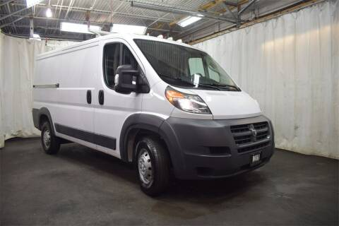 2017 RAM ProMaster Cargo for sale at M & I Imports in Highland Park IL