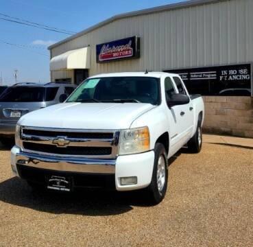 2007 Chevrolet Silverado 1500 for sale at Chaparral Motors in Lubbock TX