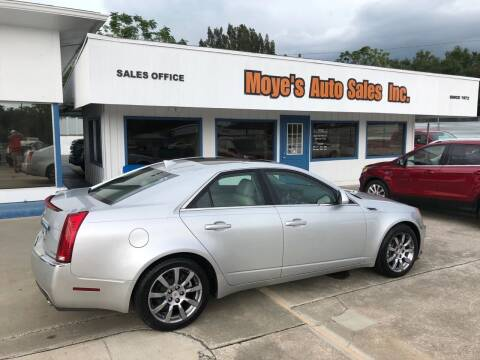 2009 Cadillac CTS for sale at Moye's Auto Sales Inc. in Leesburg FL
