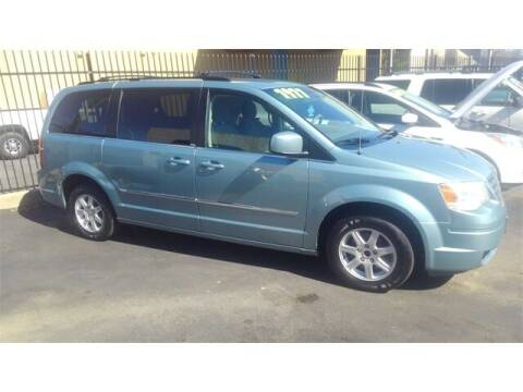 2010 Chrysler Town and Country for sale at Nor Cal Auto Center in Anderson CA