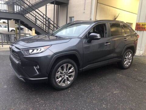 2019 Toyota RAV4 for sale at Credit Union Auto Buying Service in Winston Salem NC