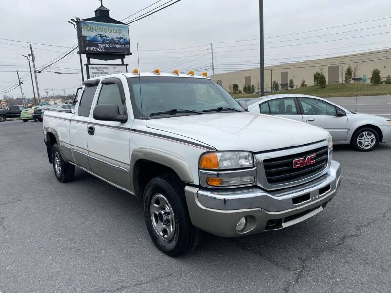 2003 GMC Sierra 1500 for sale at A & D Auto Group LLC in Carlisle PA