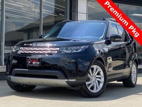 2017 Land Rover Discovery for sale at Carmel Motors in Indianapolis IN