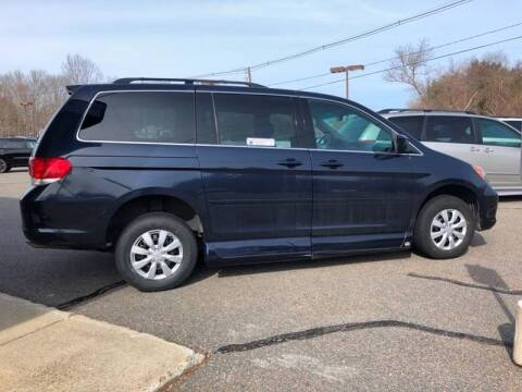 2008 Honda Odyssey for sale at LaBelle Sales & Service in Bridgewater MA