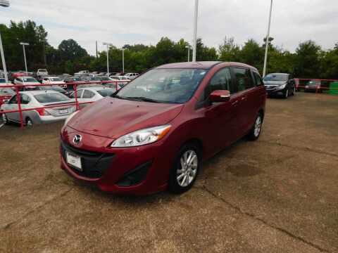 2013 Mazda MAZDA5 for sale at Paniagua Auto Mall in Dalton GA