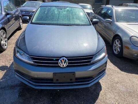 2017 Volkswagen Jetta for sale at NORTH CHICAGO MOTORS INC in North Chicago IL