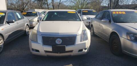 2008 Cadillac CTS for sale at Anthony's Auto Sales of Texas, LLC in La Porte TX