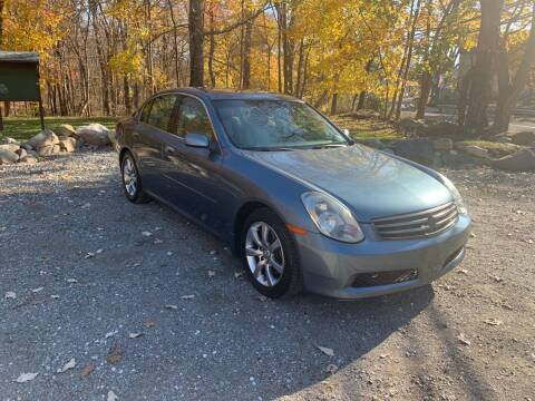2005 Infiniti G35 for sale at Bloomingdale Auto Group in Bloomingdale NJ