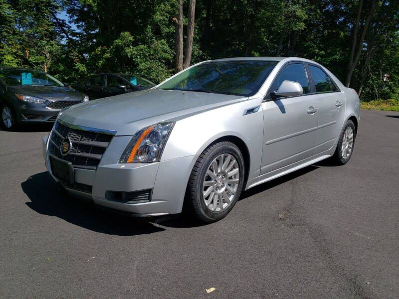 2010 Cadillac CTS for sale at KLC AUTO SALES in Agawam MA