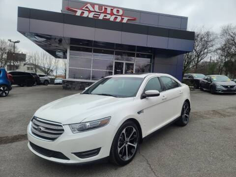 2016 Ford Taurus for sale at Auto Depot - Nashville in Nashville TN