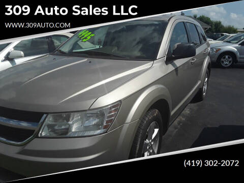2009 Dodge Journey for sale at 309 Auto Sales LLC in Harrod OH