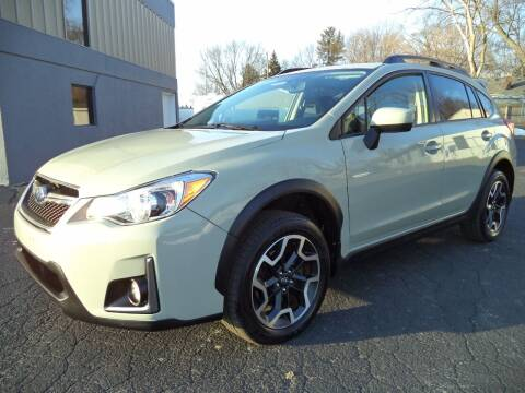 2017 Subaru Crosstrek for sale at Niewiek Auto Sales in Grand Rapids MI