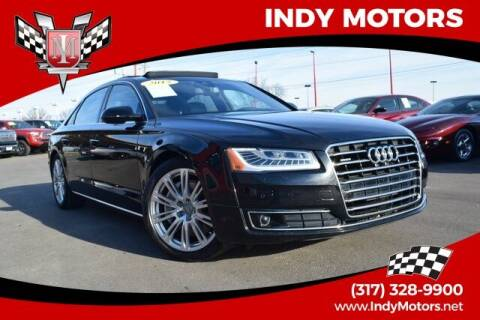 2015 Audi A8 L for sale at Indy Motors Inc in Indianapolis IN