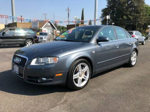 2007 Audi A4 for sale at C J Auto Sales in Riverbank CA