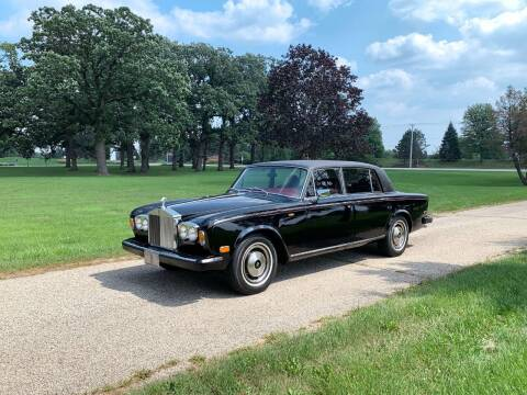 1978 Rolls-Royce Silver Shadow for sale at Park Ward Motors Museum - Park Ward Motors in Crystal Lake IL