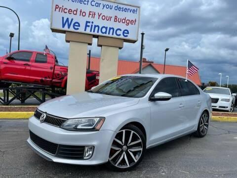 2013 Volkswagen Jetta for sale at American Financial Cars in Orlando FL