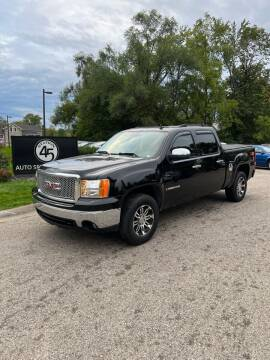2007 GMC Sierra 1500 for sale at Station 45 Auto Sales Inc in Allendale MI