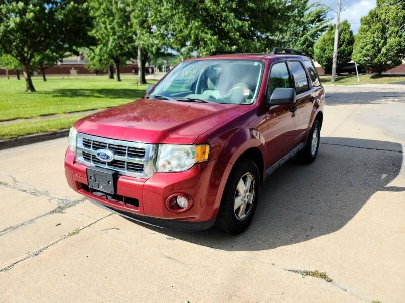 2012 Ford Escape for sale at World Automotive in Euclid OH
