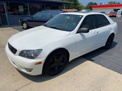2004 Lexus IS 300 for sale at Wise Investments Auto Sales in Sellersburg IN