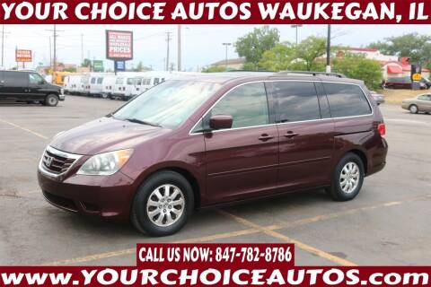 2008 Honda Odyssey for sale at Your Choice Autos - Waukegan in Waukegan IL