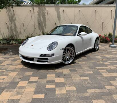 2006 Porsche 911 for sale at ROGERS MOTORCARS in Houston TX