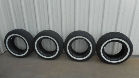 BROADWAY CLASSIC STEEL BELTED RADIAL P215/75R15 for sale at Classic Connections in Greenville NC
