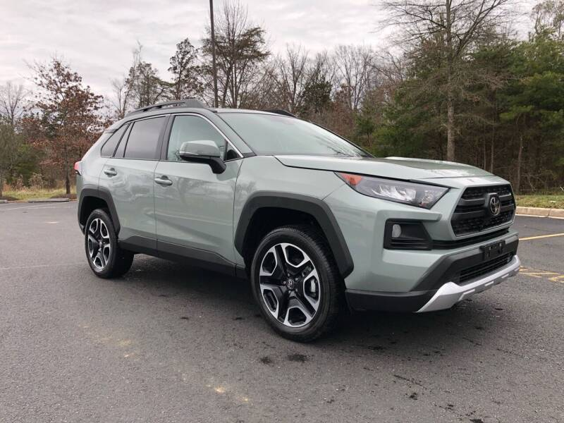 2021 Toyota RAV4 for sale at Pleasant Auto Group in Chantilly VA