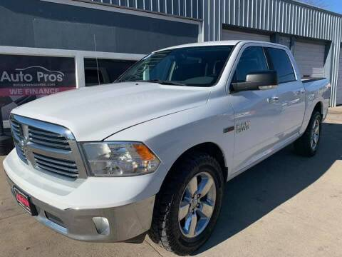 2015 RAM Ram Pickup 1500 for sale at AutoPros - Waterloo in Waterloo IA