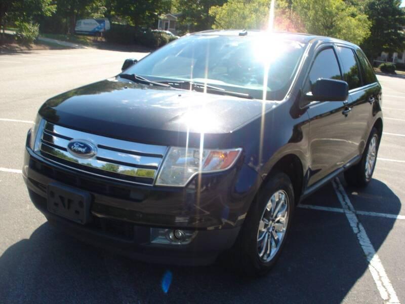 2010 Ford Edge for sale at Uniworld Auto Sales LLC. in Greensboro NC