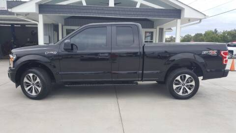 2019 Ford F-150 for sale at Crossroads Auto Sales LLC in Rossville GA
