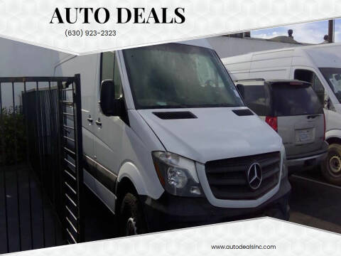 2016 Mercedes-Benz Sprinter Cargo for sale at Auto Deals in Roselle IL