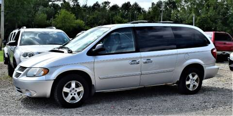 2007 Dodge Grand Caravan for sale at PINNACLE ROAD AUTOMOTIVE LLC in Moraine OH