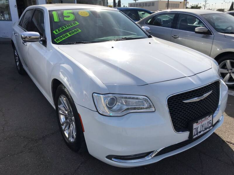 2015 Chrysler 300 for sale at CAR GENERATION CENTER, INC. in Los Angeles CA