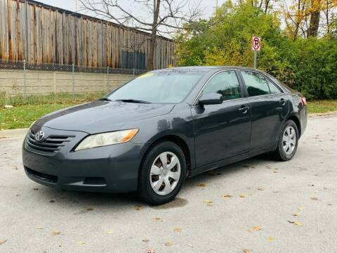 2009 Toyota Camry for sale at Posen Motors in Posen IL