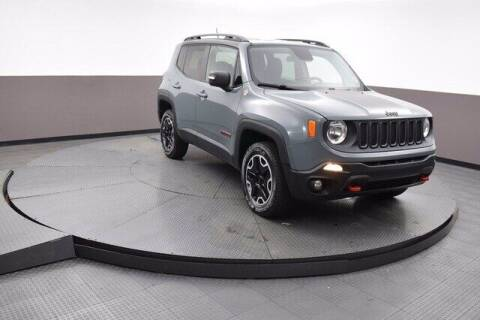 2015 Jeep Renegade for sale at Hickory Used Car Superstore in Hickory NC